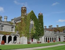 The Quad at NUIG